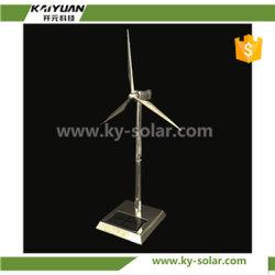 Ferramentas de ensino Dom Comercial Modelo de turbinas de vento solar com bom preço