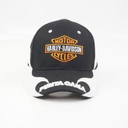 주문 로고 디자인 선전용 공백 야구 모자 자수
