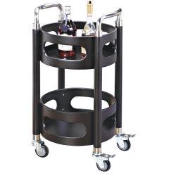 Hôtel Panier Vin de liqueur Boissons Boissons transporteur Trolley (HL-081)