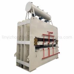 Kurze Schleife-hydraulische heiße Pressmaschine für OSB