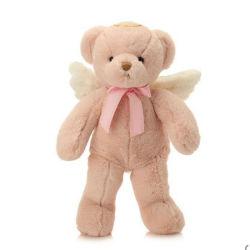 Ángel rosa suave osito de peluche Osito de peluche exclusivo