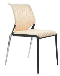 Foldableタスクの網のオフィスの椅子