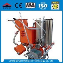 Lxd160 de Automatische Lijn die van de Weg van de Trilling Thermoplastische Machine merken