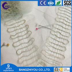 특별한 공급 메시 사슬 의류와 의복 물자 망포 줄 둥근 사슬 레이스