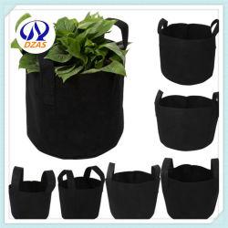 Как-Mc легко перемещаться городской сад посадки расти подушек безопасности / нетканого материала считает ткань Geotextile растущей сумки