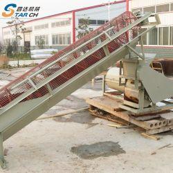 Garriの小麦粉の澱粉のための機械装置を処理する自動カッサバ