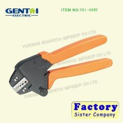 Экономия энергии обжимные щипцы с храповым механизмом для Non-Insulated кабельные клеммы