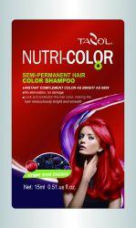 Sacheted Nutricolor Semi-Permanent el color del cabello