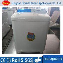 Machine à laver semi-automatique à lave-vaisselle à deux rangées de 9kg