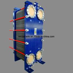 열 펌프 시스템을%s 스테인리스 틈막이 격판덮개 열교환기를 냉각하는 글리콜