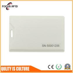 二重チップS50 1Kが付いている手段のアクセス制御RFID実行中カード