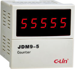 5 cifre Tempo Counter con Add, Subtraction Counting Jdm9-5
