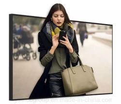 Verres Yashi Free Naked Eye 3D'ÉCRAN LCD 27 pouces lecteur vidéo de la publicité
