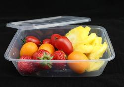 Commerce de gros d'emballage en plastique contenant des aliments au micro-ondes