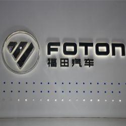 Plastic Metal Plating Car Logo en hun namen