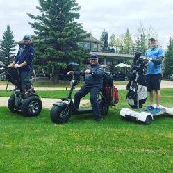 Campo de Golf Campo de Golf de Personal Transporter Scooter eléctrico patineta eléctrica