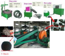 Recycling Van Rubber Machine Afvalrecyclinginstallatie Voor Banden Met Ce Iso