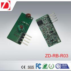Ontvangerkaart afstandsbediening Superregeneratie-ontvangermodule 315 MHz
