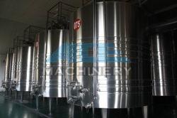 L'alcool pour la production de vin de l'équipement