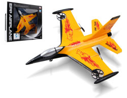 2.4G 4CH RC R/C de l'avion Toy EPP Avion de combat (H0234086)