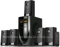 Bluetooth Remote를 가진 Subwoofer 5.1CH Home Theater Speaker