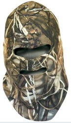 Men's Camo Masque en molleton de luxe