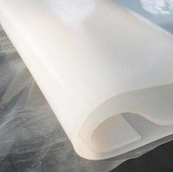 Прозрачный силиконовый лист резины с хорошей производительности