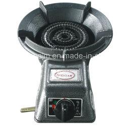 Bruciatore a gas ad alta pressione in ghisa a 2 anelli
