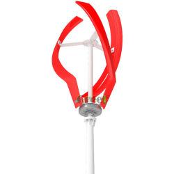 600W de kleine Lage Turbine van de Wind van de As van de Snelheid van het Begin Verticale voor Huis