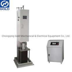 Gd-0702Un Marshall de compactación de asfalto eléctricos aparatos de ensayo