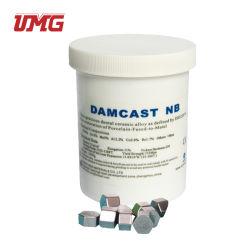 Nouveau produit Alliage dentaire Damcast Nb Laboratoire Dentaire Matériaux Nickel-Zzchrome en alliage céramique avec être