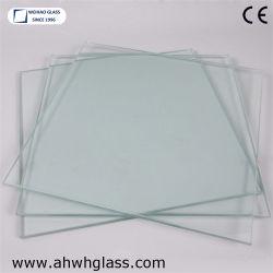 Un manque de fer tempérée/Le verre trempé pour la décoration architecturale