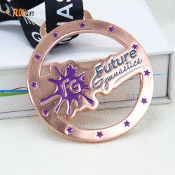 Горячая продажа скрытых полостей, Дизайн медаль металлических судов