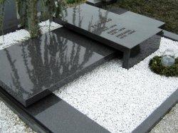Plus beau monument funéraire de conception pierre tombale de granit