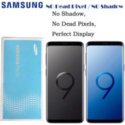 SamsungギャラクシーS9元のLCD接触計数化装置のための熱い販売のMobleの電話OEM LCDスクリーン