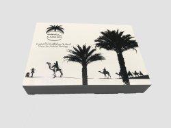 Boîte de pliage en bois de luxe personnalisé un emballage cadeau Box