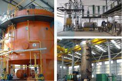 De Lijn van de Olieproductie van de oplosbare Extractie Voor het Zaad van de Zonnebloem, Sojaboon, Raapzaad en Katoenzaad