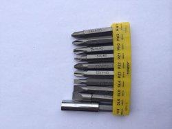 De Toebehoren van de Hulpmiddelen van de Macht van de douane 10PCS 65mm Elektrische Hulpmiddelen van de Hand van de Schroevedraaier Magnetische