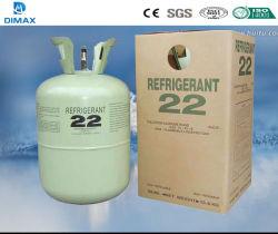 Commerce de gros de réfrigérant R22, gaz fréon R22 pour Alr conditionneuse