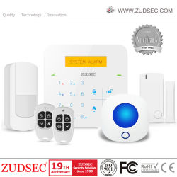 La RFID Tecla GSM de alarma contra intrusos