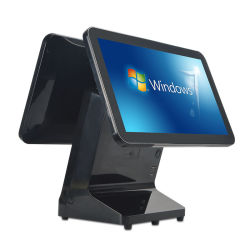 Windows Terminal Android 10 POS todos en una doble pantalla Touch POS SISTEMA PARA RESTAURANTE
