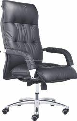 Modernes Chef CEO-Managerrecliner-ergonomisches ledernes Büro-Executivstuhl mit Stretchable Armlehne