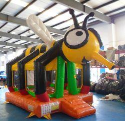 Riesige aufblasbare Bienen-Modell-Überbrückungsdraht-Prahler-Spielwaren für Kinder