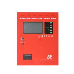 Schleife des Asenware Marken-einfache Geschäfts-1 bis 8 Schleifen-adressierbares Feuersignal-Panel