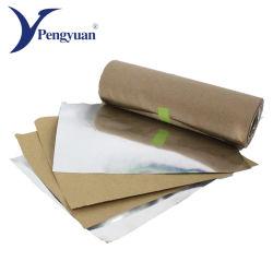 De Gelamineerde Folie van het Document van de Verpakking van het voedsel Kraftpapier