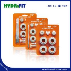 Accessoires pour radiateur radiateur en aluminium 7/11/13 ensembles