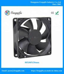 12V 24V Fuente de alimentación DC de 80mm grupo ventilador de refrigeración