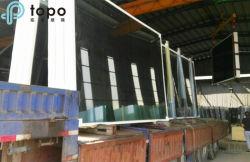 Изотермическое транспортное средство экономии энергии низкий E стекла наружной стены стекло (LE-TP)