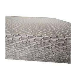 Checkered Stahlplatte des Baumaterial-Q235 Galvanzied für Fußboden