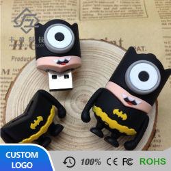 Super série de dessins animés Batman lecteur Flash USB Pen Drive 4 Go 8 Go